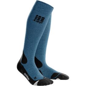 cep Pro+ Outdoor Merino Socks Women desert sky/black
